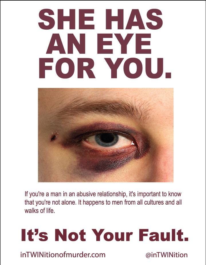 men falls victim to domestic violence Know how to look for the warning signs for domestic violence  1 in 4 women  and 1 in 7 men will be victims of domestic violence or abuse in their lifetime ( cdc.