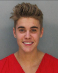Da' convict Bieber.