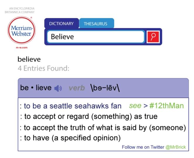 Believe-Meme