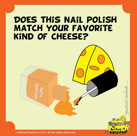 Daily-Cartoon-Nail-Polish