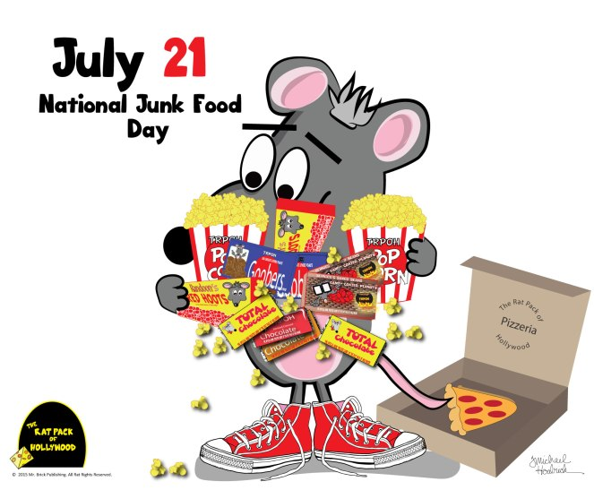 National-Junk-Food-Day