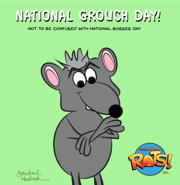 National-Grouch-Day